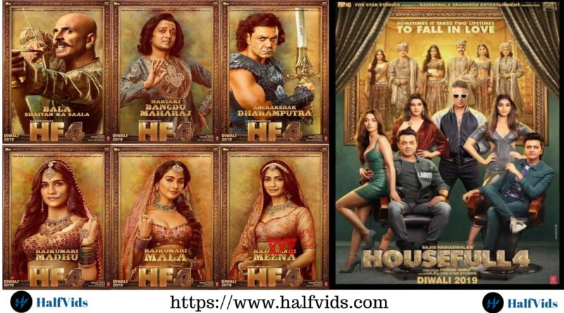 Housefull 4 Movie: Cast, Story, Movie Budget, Box Office Collection