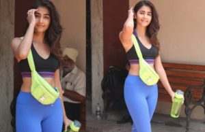 Pooja Hegde : Pooja looked very Hot without Makeup