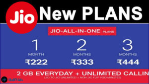 Jio Recharge : All in One Jio Recharge Plan | Jio Recharge Offer