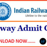 How to Download Railway Group D Admit Card | RRC 2020