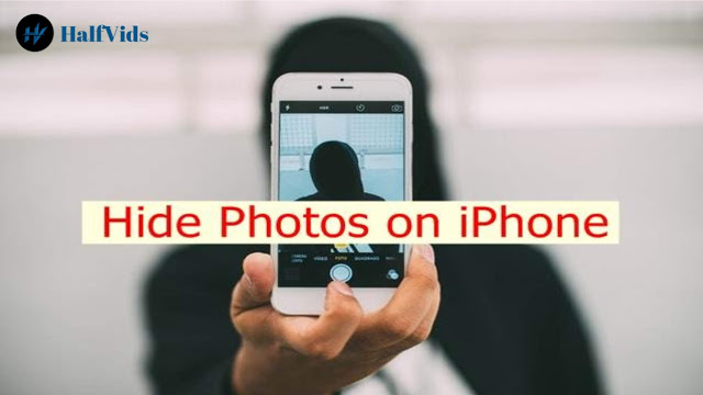 How to Hide iPhone, iPad, iPod Touch Photos and Videos